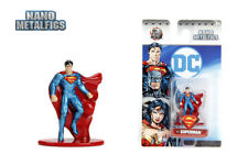 Jada Nano Metalfigs NEW * Superman * 98672 Diecast Metal 1 2/3-Inch DC Comics