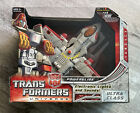 Transformers Universe Ultra Class White Version Powerglide Sealed New