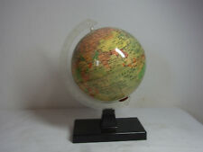 Small Vintage German DDR Globe #CL