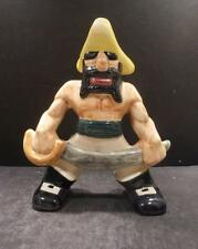 Shearwater Pottery LaFitte Large Pirate with Sword - MINT