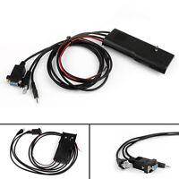 1Pcs 3 in 1 RIB-Less Programming Cable For Motorola GP300/88S CP200 GM300 B3