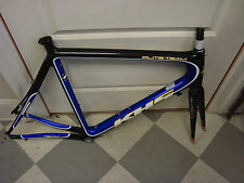 61 cm  XL  KHS Flite Team  carbon Frameset with True Temper GS10 fork - IS HS