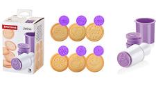 Confezione stampi Stampo tagliabiscotto taglia biscotti con timbro 6 forme