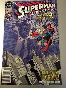 Action Comics 668