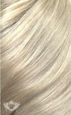 "Platinum Blonde- Deluxe 18"" Seamless Clip In Human Hair Extensions 180g"