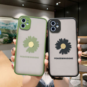 Cover For Samsung A51 A71 A20S A20S Bigbang G Dargon Daisy Flower Frosted Case