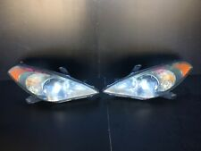 04 05 06 TOYOTA SOLARA DRIVERS SIDE PASSANGER SIDE HEADLIGHT PAIR OEM