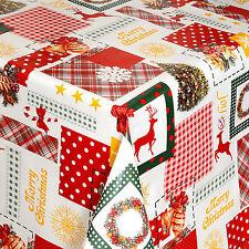 tischdecken mit weihnachtlichem muster g nstig kaufen ebay. Black Bedroom Furniture Sets. Home Design Ideas