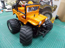 Vintage Tamiya Wild Willy 2 (en Caja + Manual)