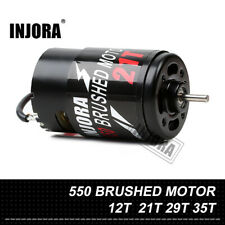 550 Brushed Motor for 1:10 RC Crawler Axial SCX10 AXI03007 JL 90046 TRX4 TRX6