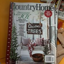 Country Home 2020 Xmas Holiday