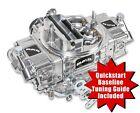 QuickFuel BR-67255 4 Barrel 650 CFM Brawler Double-Pumper Carburetor E-Choke bbl
