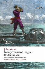 Twenty Thousand Leagues Under the Sea: The Extraordinary Journeys (Paperback or