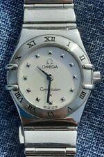 Ladies Omega Constellation My Choice Quartz Swiss Watch, Working, Fresh Battery
