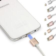 Urcover® Magnetkabel Android Micro USB Ladekabel Apple Lightning Ladegerät Kabel