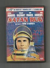 """Satan Bug - Dal regista de """"I magnifici sette"""" e """"La grande fuga"""" (DVD) - OTTIMO"""