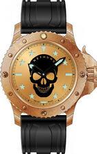 Nethuns No. 5.3.1.7.01 CuSn8 Bronze watch Swiss Made 6497 Limited Edition