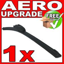 """16"""" Rear Aero VU Flat Wiper Blades Windscreen Window Jointless Beam Upgrade XE8"""