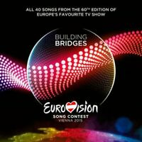 Various ‎- Eurovision Song Contest Vienna 2015 (2015)  2CD  NEW  *See Details*