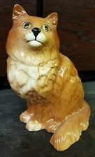 BESWICK large Ginger Persian CAT #1867 Excellent Condition FREE P&P