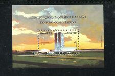 BRAZIL, 7 SOUVENIR SHEETS, MNH, SEE DESCRIPTION (BRZ025)