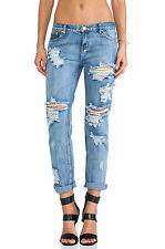 One Teaspoon Awesome Baggies Destroyed Boyfriend Jeans Cobain 28