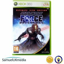 Star Wars Force Unleashed  Ultimate Sith Edition (Xbox 360) IN A BRAND NEW CASE
