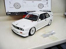 1:18 Minichamps BMW m3 e30 Evo 1992 Test white blanc nouveau new