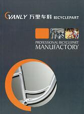 BICICLETTA prospetto D GB vanly 2012 prospetto telai di biciclette frame for bicycles