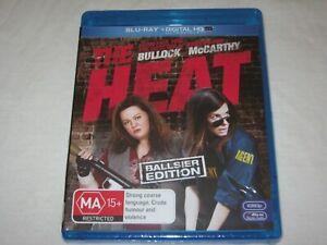 The Heat - Sandra Bullock - Brand New & Sealed - Region B - Blu Ray