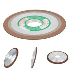 Hard Resin Diamond Coated Grinding Wheel Diameter 125x10x32x8mm Grinder Discs