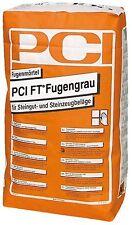 PCI FT Fugengrau 5 kg in silbergrau Fugenmörtel, Fugenmasse, für Fliesen Mosaik