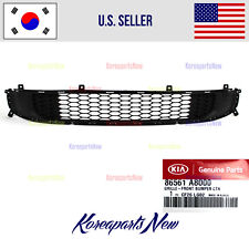 Front Bumper Grille Lower 86561A8000 KIA OPTIMA HYBRID ONLY 2017-2018