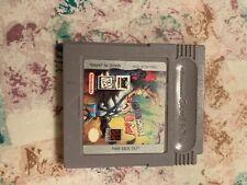 Earthworm Jim Nintendo Gameboy Cartridge only tested.