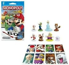 Rare Bundle of All 8 Monopoly Gamer Edition Power Pack Pieces Complete Set