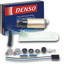 Denso Electric Fuel Pump for Mazda Miata 1.6L 1.8L L4 1990-2005 Gas Module tm