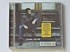 Lionel Richie ‎– Just For You [CD]