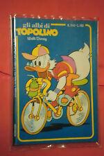 ALBI DELLA ROSA- POI albi di TOPOLINO - N°1114 -mondadori disney anno 1976 -casa