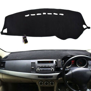 For Mitsubishi Lancer CJ 2008-2017 Dashmat Dash Mat Dashboard Cover Carpet