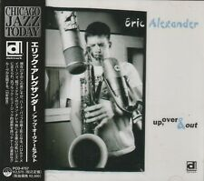 ERIC ALEXANDER - UP, OVER & OUT. JAPAN.HAROLD MABERN