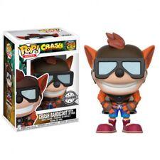 Funko Pop! Crash Bandicoot with Jet Pack Figura 10cm Edición Limitada