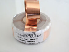 1 Audio-Tschentscher CU-F 36 mm I-Kern 2,70 mH 0,138 Ohm Bandfolienspule