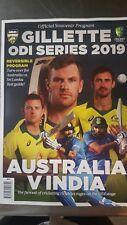 2019 ODI Series Australia vs India