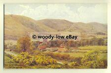 ar0115 - Dyke and Poynings, Nr Brighton, Artist - A.R.Quinton - Postcard *991
