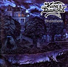 KING DIAMOND - Voodoo (CD 1998) USA First Edition MINT Metal Blade