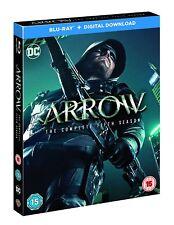 Arrow - Season 5 [2017] (Blu-ray)