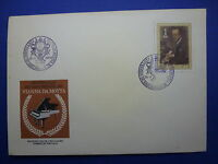 LOT 12520 TIMBRES STAMP ENVELOPPE MUSIQUE PORTUGAL ANNEE 1969