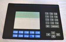 ALL-IN-ONE KEYPAD-TOUCHSCREEN Allen Bradley 2711-T6 Panelview 600--1-yr warranty