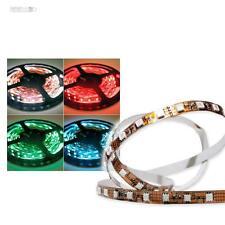 (11,36 €/m) 5m RGB LED Stripe Flessibile Strisce adesive, 300 LED Smd Strisce Nastro