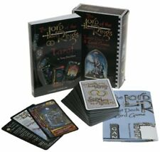 NEW - The Lord of the Rings: Tarot Deck & Card Game: Deck & Book Set